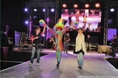 World Bodypainting Festival 2011 in Pörtschach am Wörthersee
