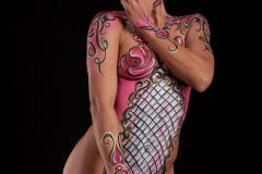 Burlesque Bodypainting