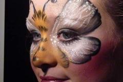 Kinderschminken - Butterfly