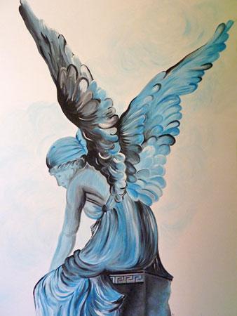 005 Malerei Engel