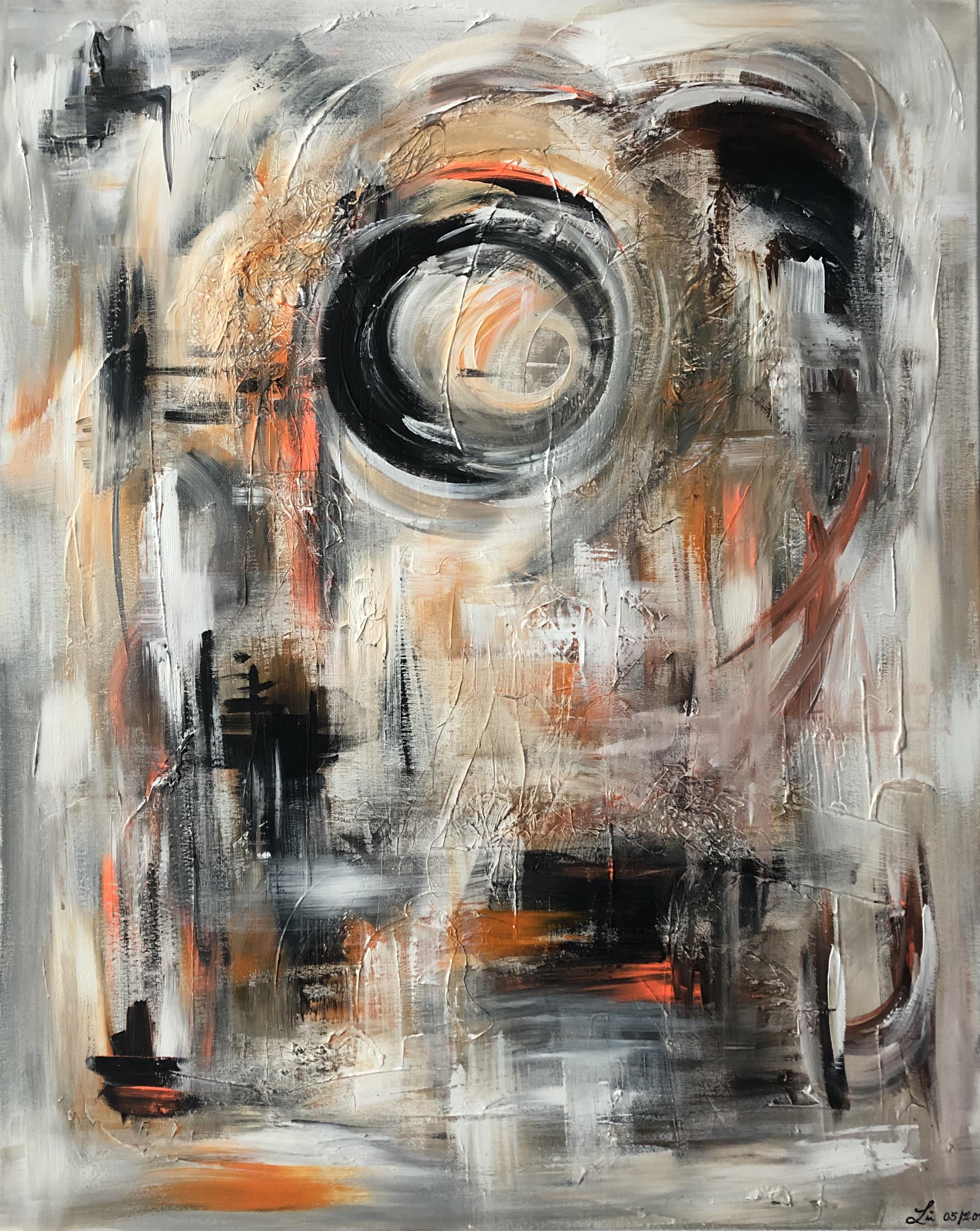 001 Malerei abstrakt