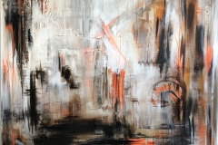 002 Malerei abstrakt